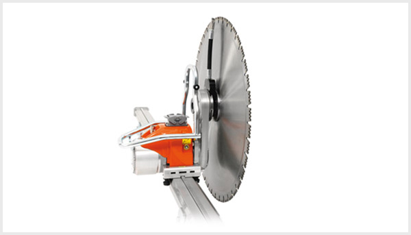 Husqvarna wall saw