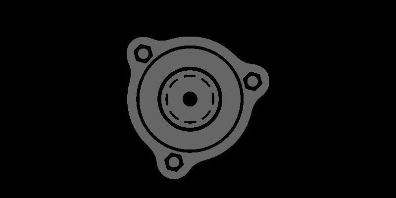 Clutches & Brakes icon